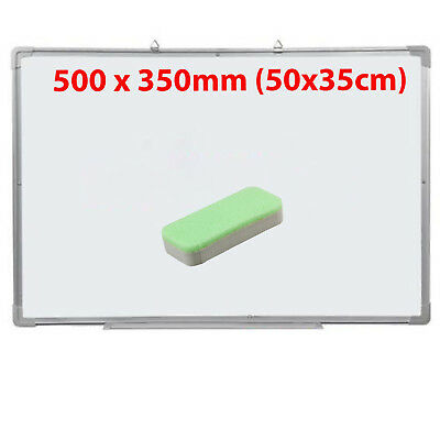 Double Side Magnetic WHITEBOARD Wall Mount Quality Home Office White board MEMO