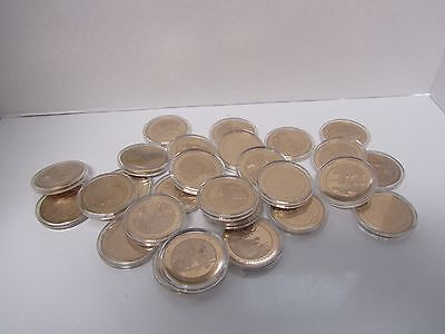 25 Diff. Franklin Mint History Of The United States Bronze Medals Free Shipping