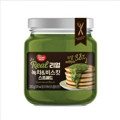 Dongwon NEW 8.11oz of green tea milk spread The lowest price / Tracking Number