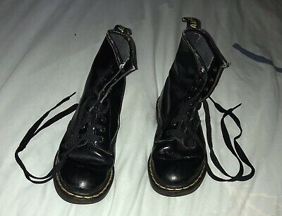 BRAND NEW DR Martens Felice Size 3 black boots £15.00