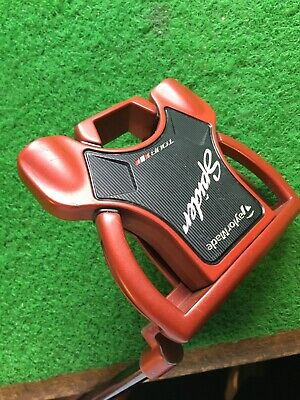 Taylormade Spider Tour Putter Red 34 Inch