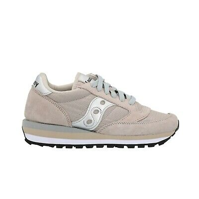 SAUCONY JAZZ sneakers limited edition grigio scarpe donna mod. 60449-02 90c1488a9be