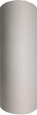"""Self-adhesive Sticky Tear Away Embroidery Stabilizer Backing - 8""""x50yd"""