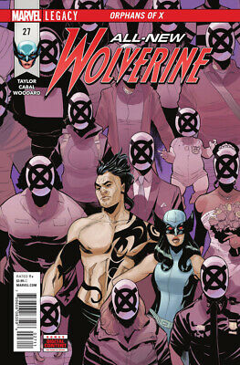 All New Wolverine #27