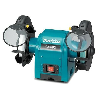 Makita Bench Grinder 250W 150mm GB602 Australian Stock 2 Year Warranty New