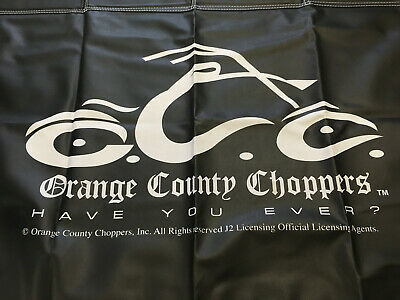 Orange County Choppers Magnetic Car Vinyl Fender Cover Protector Mancave