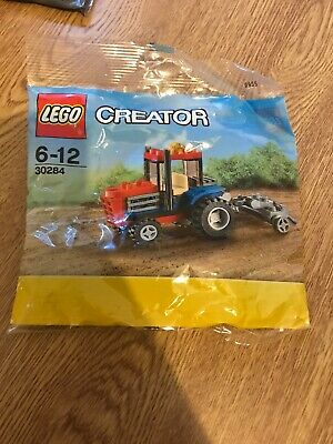 Creator # 30284 NEW LEGO FARM TRACTOR INSTRUCTIONS ~ INSTRUCTION MANUAL ONLY