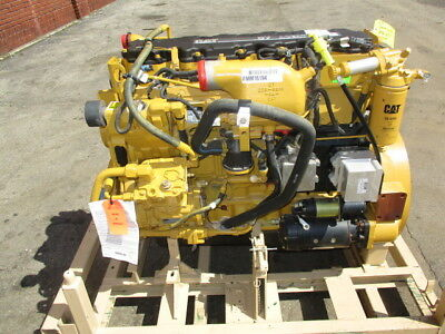 CATERPILLAR 3066 - 120 Hp - Diesel Engine For Sale - Brand New