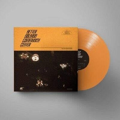 Better Oblivion Community Center ORANGE VINYL LP Phoebe Bridgers & Conor Oberst!