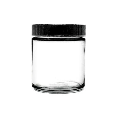 4 oz Glass jars with lid (30/Pack - 90/Case)
