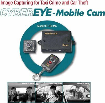 CyberEye Mobile Camera System for Taxi IC-100MA CCTV