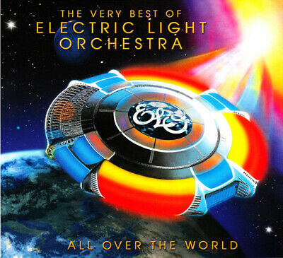 Electric Light Orchestra - all over the World - Very Best of E CD #G1979385