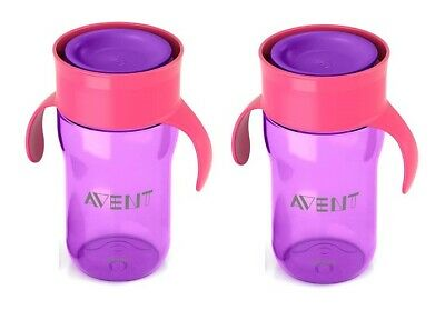 12 Oz Green SCF784//00 12m Philips Avent My First Big Kid Cup 360 degree