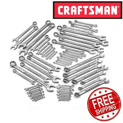 Craftsman 63PC Ultimate Combination Wrench Set 41232