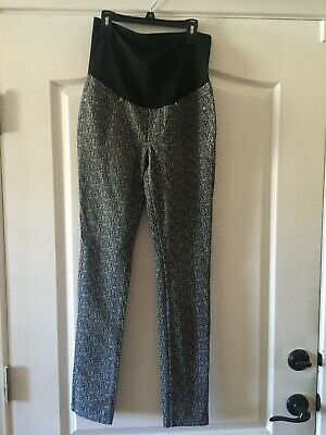 Nwot Liverpool Jeans Company Sienna Maternity Pull On Leggings 2/26 Stretch Pant