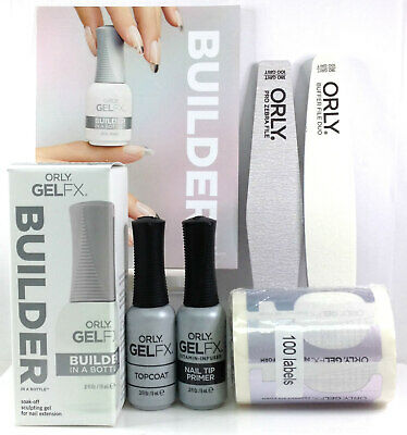ORLY GelFX BUILDER IN A BOTTLE INTRO KIT #3510004