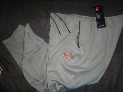 a98956a70 UNDER ARMOUR CHICAGO Bears Girls Gray Try To Keep Up Tech T-Shirt ...