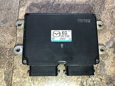 Mazda 3 2006 ECU Engine Control Unit 2.3L L37V18881