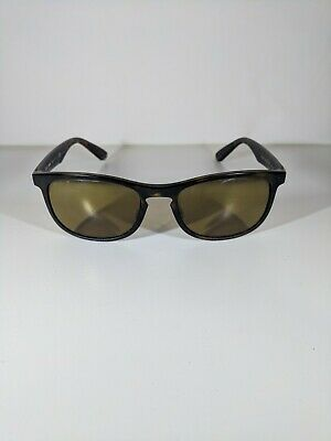 198031fee8 RAY BAN RB4263 894 A3 Polarized Bronze Mirror Chromance TORTOISE ...