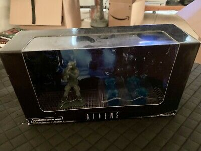 Treehouse Kids Hicks And Apone Aliens Figure Sets