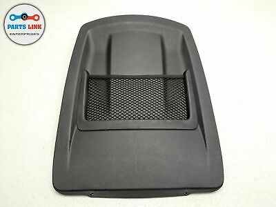 2011-2017 Bmw X3 28D Xdrive F25 Front Left Driver Seat Back Cover Panel Net Oem