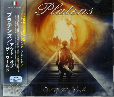 Platens-Out Of The World-Japan Cd F25