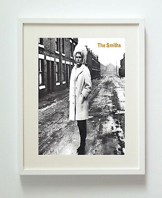 The Smiths Heaven Knows  A3 Repro Print Poster Unframed 216Gsm Matte Pro