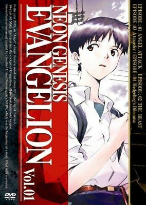 Anime-Neon Genesis Evangelion Vol.01-Japan Dvd I98