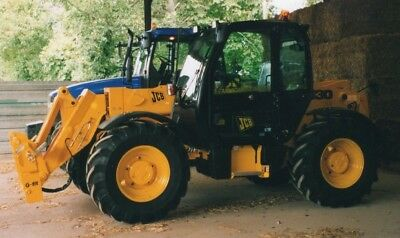 JCB LOADALL TELEHANDLER Service Repair Workshop Manual  531