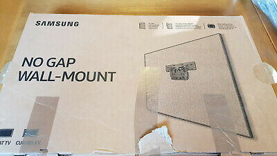 74763975e SAMSUNG WMN-M23EA/XC QLED No Gap Wall Mount in Black - EX Display - £109.99  | PicClick UK