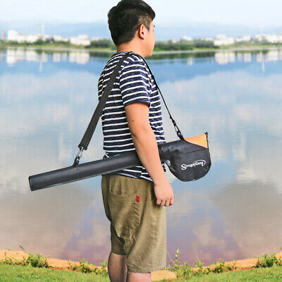 Strong PVC Tube Fly Fishing Rod and Reel Bag Holder for 9FT