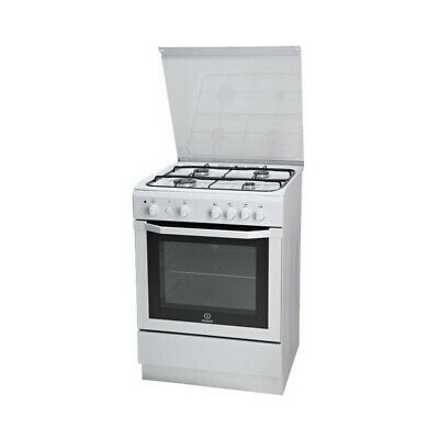Indesit Cucina I6Gg1F.1(W)/i Bianc 60X60 Forno A Gas,grill Elettrico,colore Bian