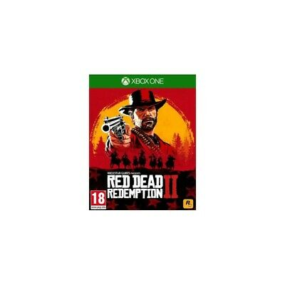 Xbox One Red Dead Redemption 2 Eu