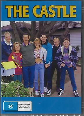 The Castle Dvd ( Michael Caton ) Australian Comedy New And Sealed