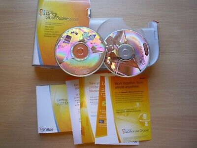 Microsoft Office Small Business 2007 (PC) - Full Version