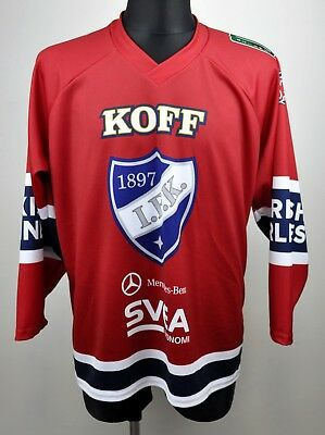 HIFK OSTERAKER Viking HC Jersey Small Men Adult Shirt Ice Hockey S Suomi Top