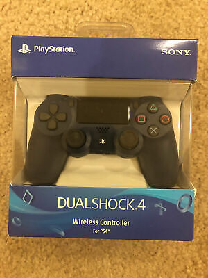 Sony DualShock 4 (3002840) PS4 Wireless Controller - Midnight Blue - BRAND NEW!!