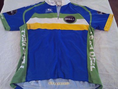GIORDANA FIT FOR Fashion Full Zip Purple Cycling Jersey Size XL-14 ... 5b600a128
