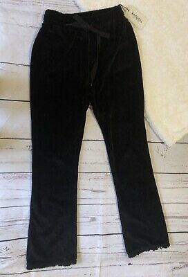 Ragdoll Los Angeles Sweat Pants Black Xsmall Nwt