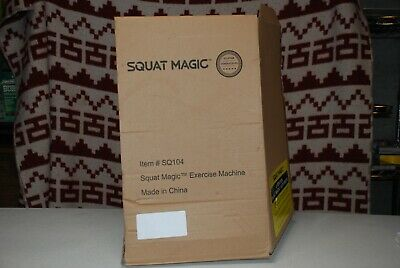 23b7bd66c8 ALLSTAR INNOVATIONS SQUAT Magic Home Gym Workout