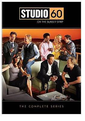 Studio 60 on the Sunset Strip: The Complete Series (DVD, 2007)