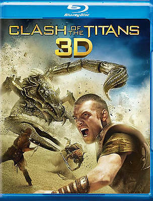 Clash of the Titans (Blu-ray Disc)
