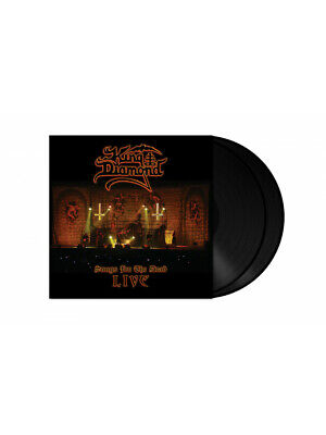 KING DIAMOND - Songs For The Dead Live * 2xLP * 0039841558814