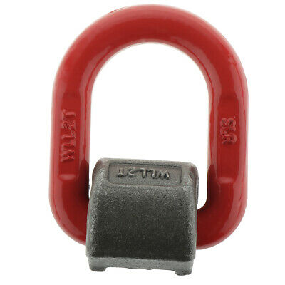Lashing Ring Forged Mounting Ring Large Working Load Limit Alloy Steel 2T