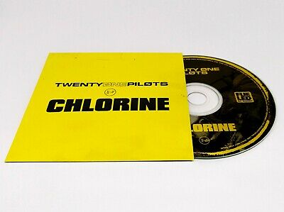 TWENTY ONE PILOTS Chlorine Promo CD Sampler TRENCH Radio Edit