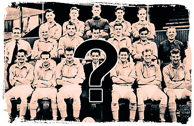 Team Photos ~ You Pick Team ~ Dad, Grandad or Family Member in one of the Teams?