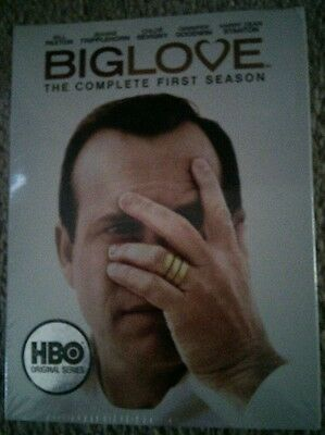 New HBO Big Love First Season DVD set