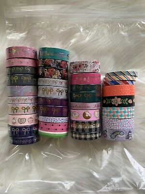 Simply Gilded Washi Tape | 35 Rolls Ombré Bows Japanese MT Mommy Lhey