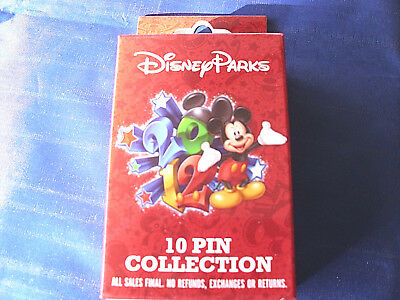 Disney * 2012 Mickey & Friends * New in Box  2-Pin Mystery Collection Box