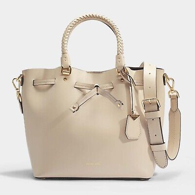 db138ad1d910 MICHAEL MICHAEL KORS Blakely Leather Bucket Bag $398 BEAUTIFUL ...